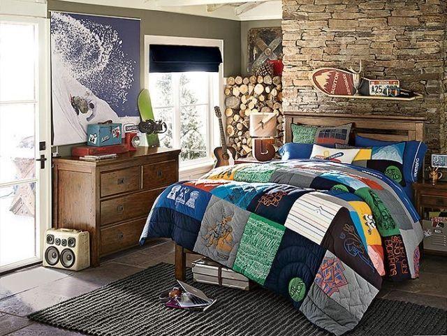 211 best chambre ado images on pinterest room decorating ideas bedrooms and envy. Black Bedroom Furniture Sets. Home Design Ideas