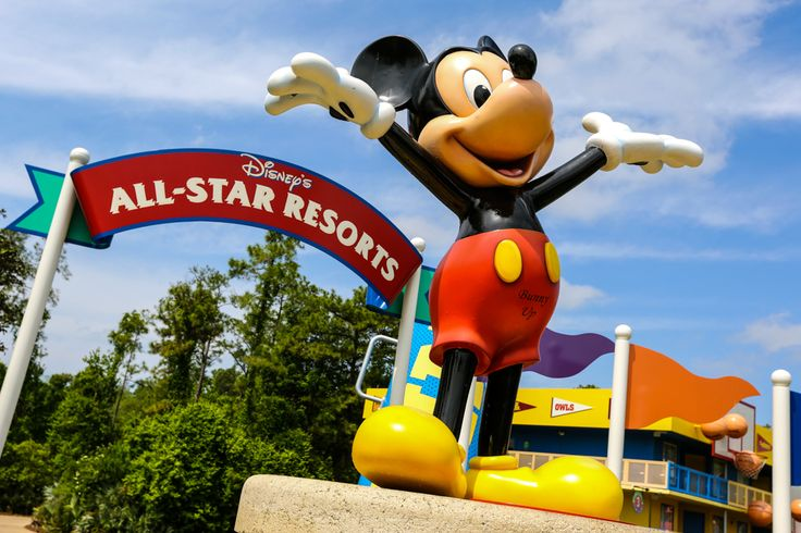 Photo Tour of Disney's All-Star-Sports-Resort.  And for a video tour and more photos, be sure to click on the links near the bottom of the article.