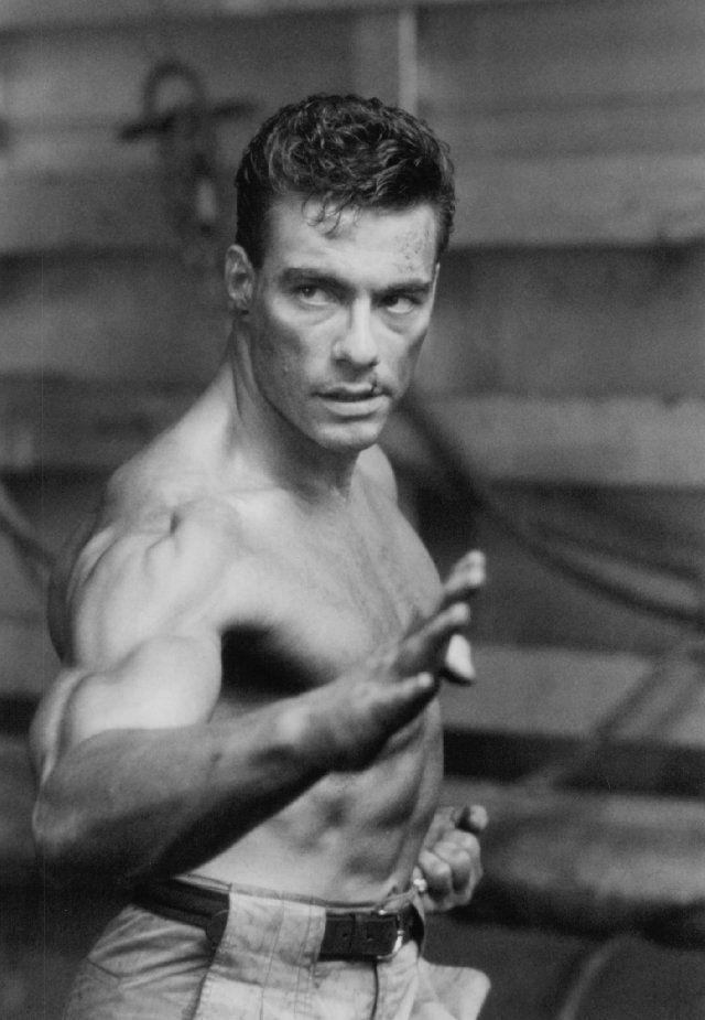 Still of Jean-Claude Van Damme in Double Impact