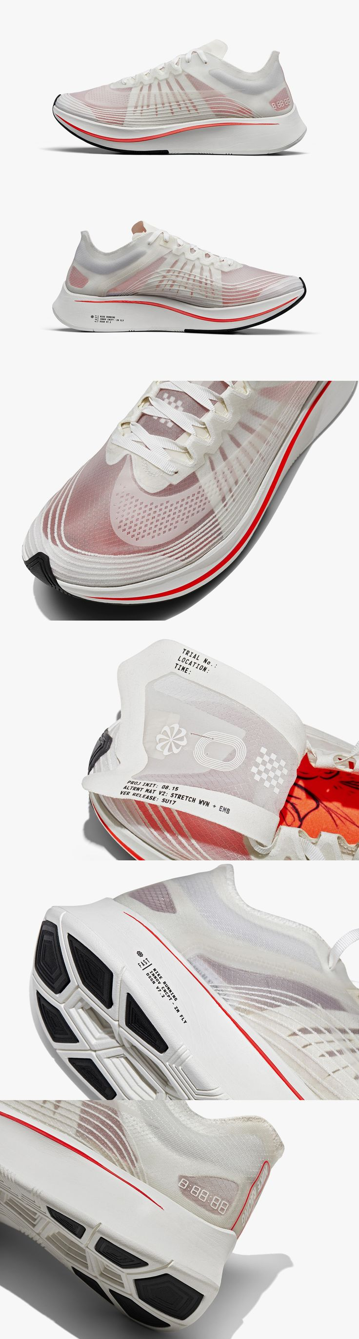 NikeLab Zoom Fly - Breaking2 Special Edition