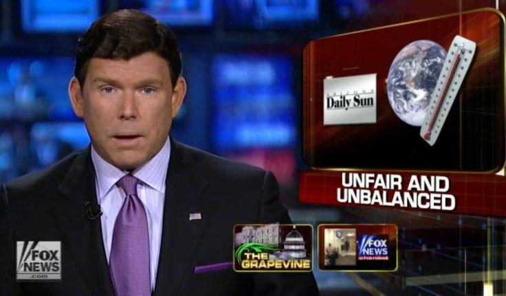 Fox News slams local newspaper for refusing to entertain climate deniers