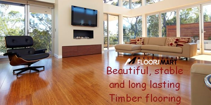 Gets beautiful, stable and long lasting Timber #flooring