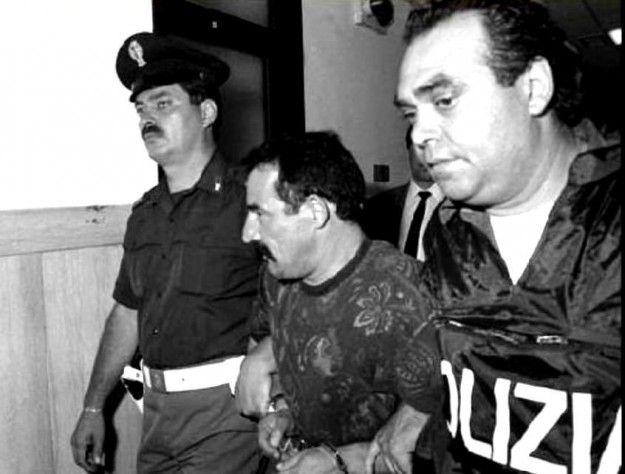 Giorgio Paradisi, rapinatore, detto er Capece, con la Banda della Magliana
