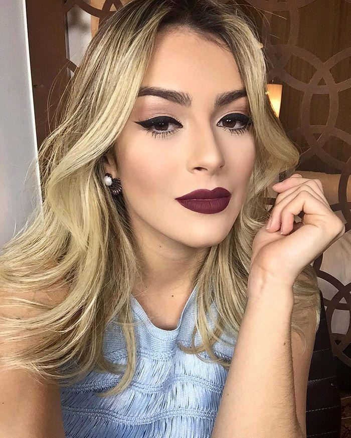 Maquiagem para loiras: tudo o que você precisa saber