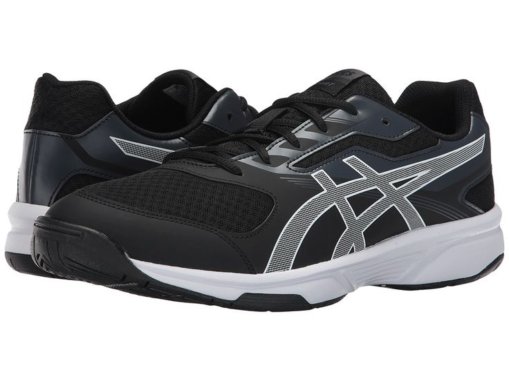 ASICS Gel-Upcourt 2 Men's Volleyball Shoes Black/White/Phantom