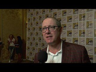 Avengers: Age of Ultron: Comic-Con 2014: James Spader Interview --  -- http://www.movieweb.com/movie/avengers-age-of-ultron/comic-con-2014-james-spader-interview