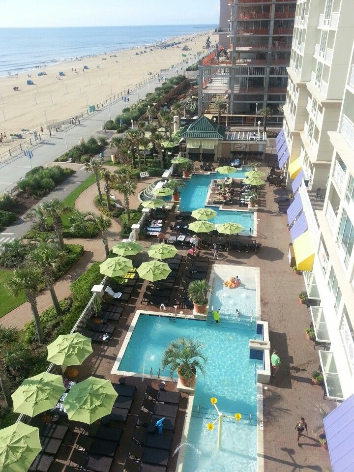 Ocean Beach Club Resort in Virginia Beach, VA