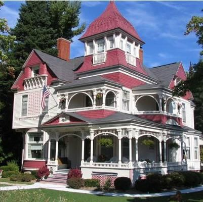518 Best Images About Victorian Homes On Pinterest