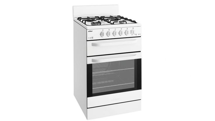 Chef 54cm Freestanding Gas Cooker With Separate Grill from Joyce Mayne Online