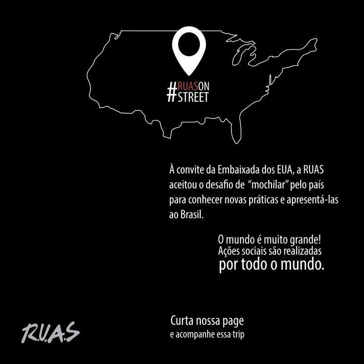 Ruas on street | R.U.A.S.