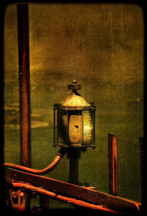 Lantern Golden Bridege, San Francisco.