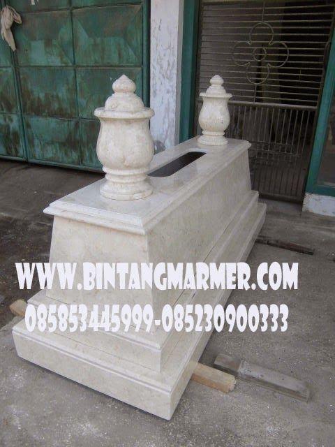 Makam Marmer granit Model Mataram