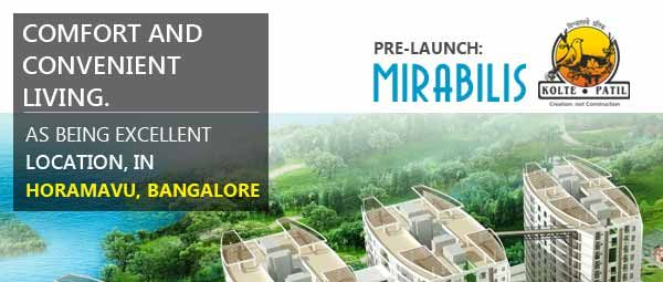 Kolte Patil Pre-Launch Mirabilis, Bangalore