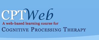 CPTWeb: A free Web-based Learning Course for Cognitive Processing Therapy in trauma treatment