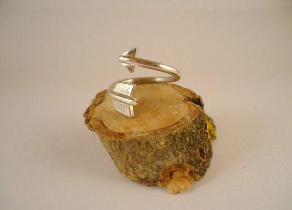 Guarda questo articolo nel mio negozio Etsy https://www.etsy.com/it/listing/265951420/anello-freccia-anello-regolabile-anello
