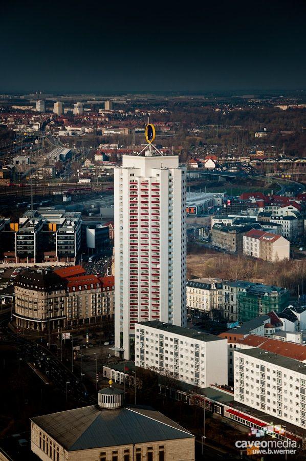 Lieblingsplätze in Leipzig – Der Uni-Riese | uwebwerner