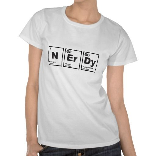 20 best periodic table of the elements images on pinterest for Custom periodic table t shirts