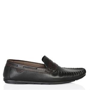 UK Polo Club 74206 Erkek Günlük Ayakkabı Siyah Kahve