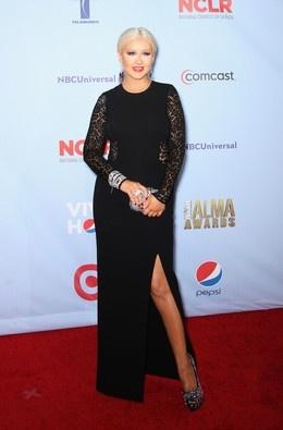 """Christina Aguilera admite: """"Sou uma rapariga gorda. Habituem-se"""""""