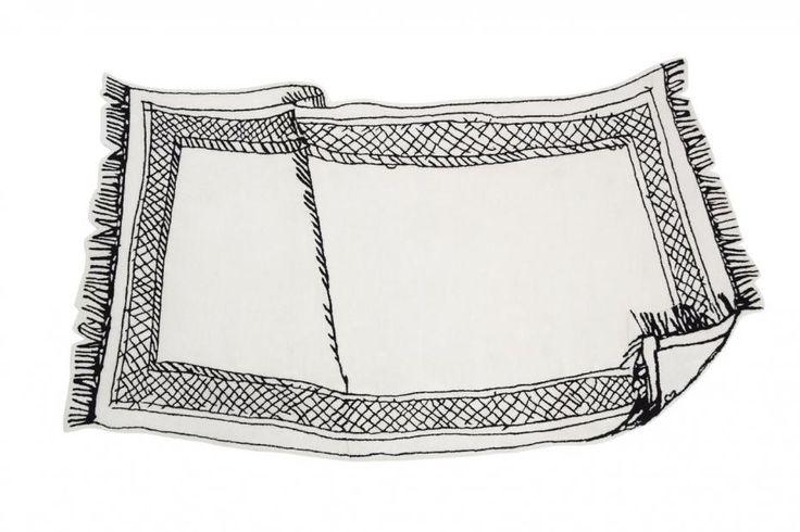 Shade rug, Front Design for Nodus