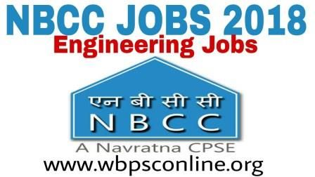 NBCC Jobs for Civil Engineers - Apply Online for 145 Various Posts - Latest Government Job Circulars in India | WBPSC Online