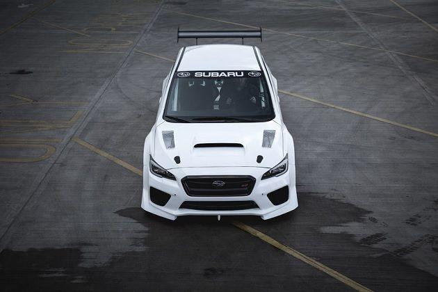 プロドライブがSTIとタッグを組み、マン島TTコースに挑むスバルの新型マシンを製作