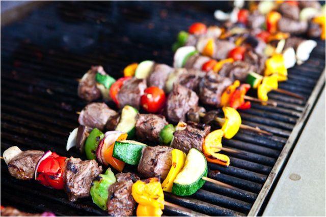 kebabs!