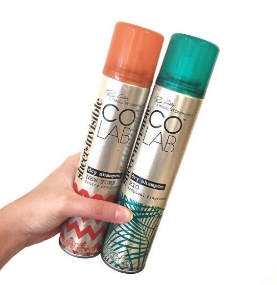 ⭐️⚡️News Flash ⭐️⚡️ In our quest for world domination, COLAB dry shampoo is now available in various pharmacies throughout New Zealand (not to mention 20 other countries worldwide!) #COLAB #DryShampoo #ModelRecommends #NewZealand #JoinTheDryShampooRevolution #WorldDomination #BelieveTheHype  #RG 📸  Senior Influencer & Beauty Pro #Asos_Megan 💋