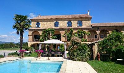 Chambres d'hôtes à vendre au sud d'Alès dans le Gard