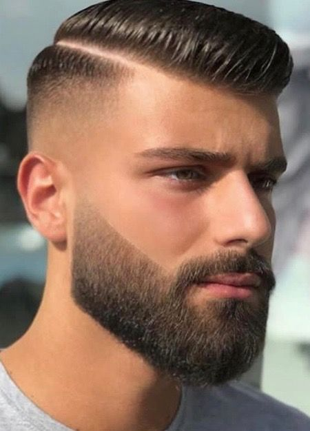 2018 S Trendiest Men S Haircuts Bafbouf Beard Styles Haircuts Men Haircut Styles Beard Haircut