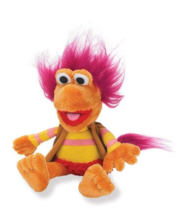 Look what I found on #zulily! Fraggle Rock Gobo Bobblehead by Fraggle Rock #zulilyfinds   I loved this show!!!!!