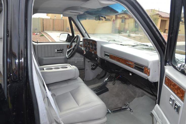 46 Best C10 Interiors Images On Pinterest C10 Trucks
