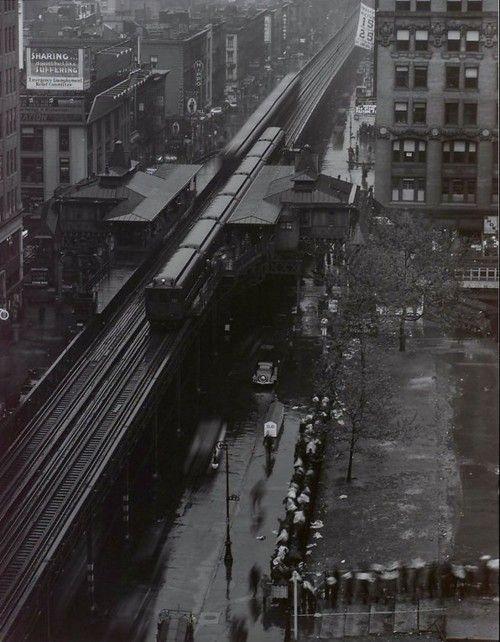 Bryant Park Breadline, New York, 1933Photos, Artists, 1933 Steichen, Bryant Parks, Edward Steichen, Parks Breads, New York, Photography, Parks Breadlin