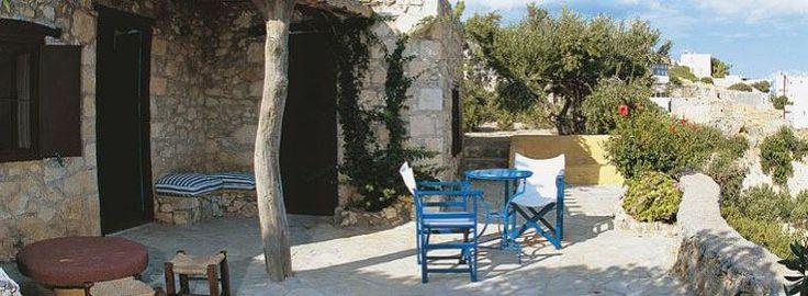 Traditional Cottages, Koutsounari, Ierapetra, Crete