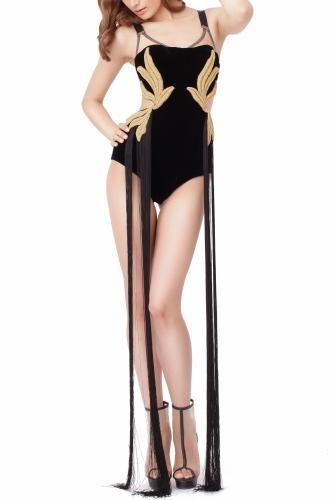 Rihana bodysuit