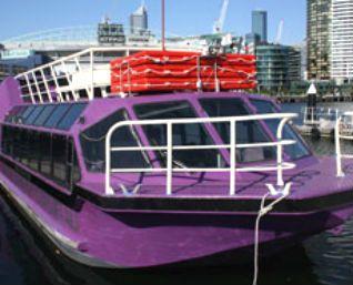 Melbourne Bucks party cruise on Yarra.