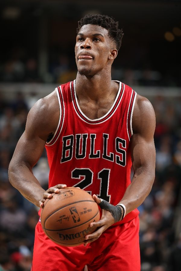 d886cb73110 ... 2014-15 Bleacher Report Most Improved Player of the Year Jimmy Butler  ...
