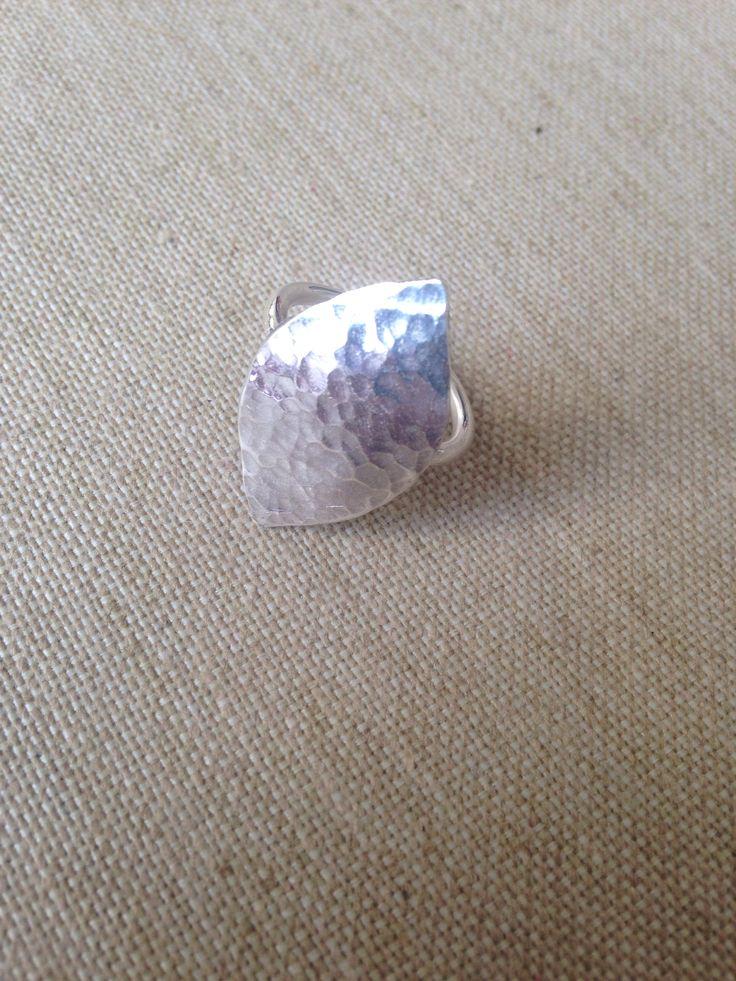 Sølvring / silver ring