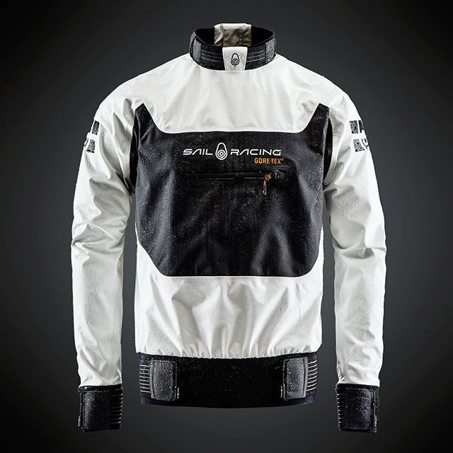 Sail racing tuwok jacket
