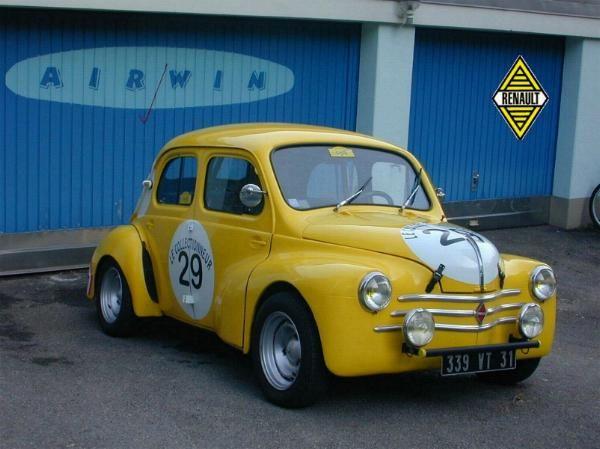 good garage sale ideas - 1000 images about Renault 4CV on Pinterest