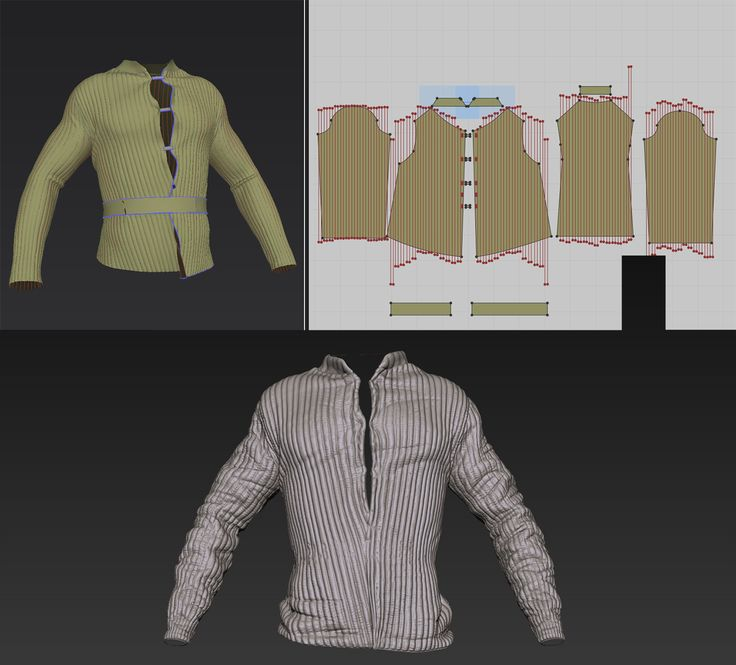 How to Model Ramsay Bolton in 3D?