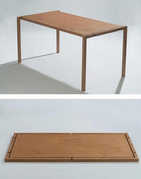 Best 25 Foldable Table Ideas On Pinterest Space Saver