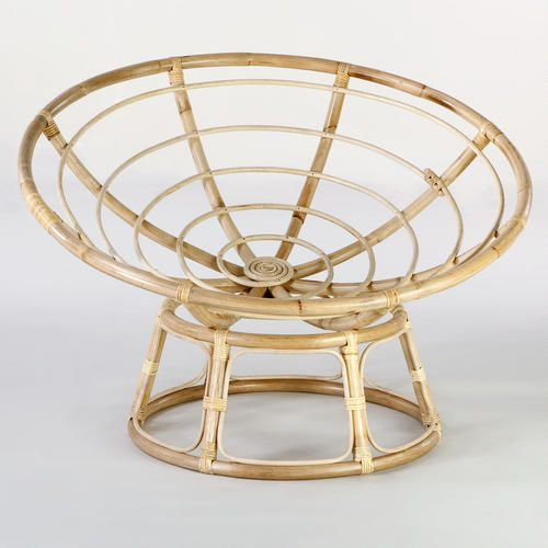 Natural Papasan Chair Frame- Spray paint and buy a new flat circular OVERSIZED dog bed UNUSED! measure it and cover it with your desired fabrics or leave as is! Great accent peace for living room and a chill spot for kickin back after work and enjoying a cuddle sesh or a good read!