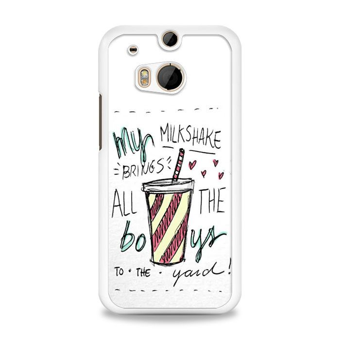 Kelis Milkshake Lyrics HTC One M8 | yukitacase.com
