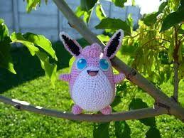 Resultado de imagen para pokemon amigurumi pattern wigglytuff
