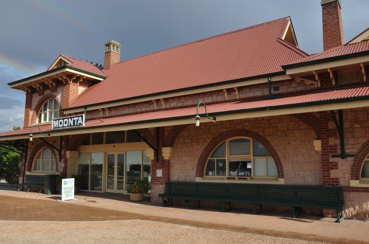Moonta Railway Station Australia's Little Cornwall – Moonta South Australia