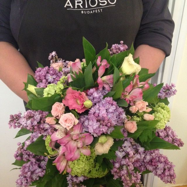 Orgona Flower bouquet - by Arioso