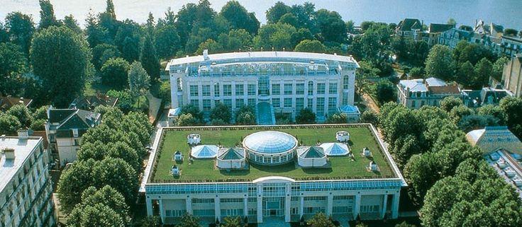 VICHY CÉLESTINS Spa Hôtel - Santé, Beauté, Bien-être   VICHY CÉLESTINS SPA HÔTEL
