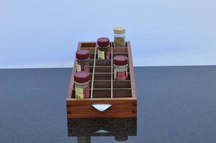 Spice Rack. Compartment box.  New Guinea Rosewood Handcrafted Dovetailed case by TimberDimensions on Etsy https://www.etsy.com/au/listing/205454000/spice-rack-compartment-box-new-guinea