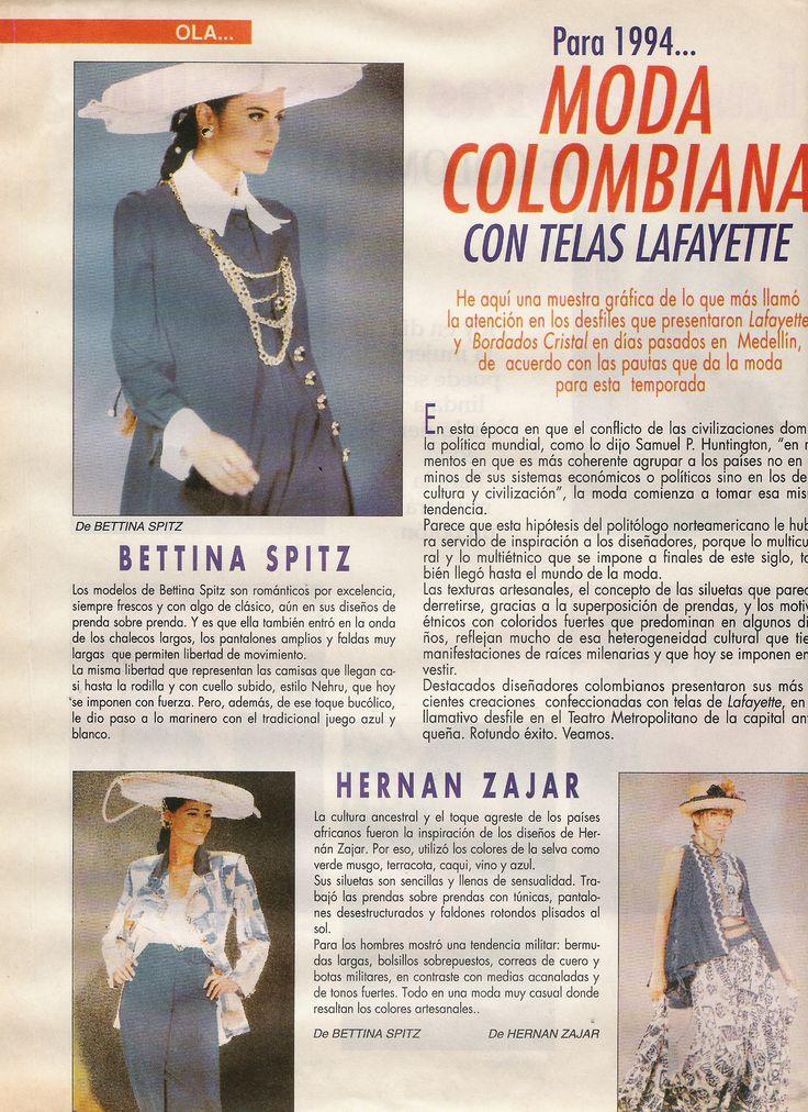 BETTINA SPITZ - Carrusel 1994
